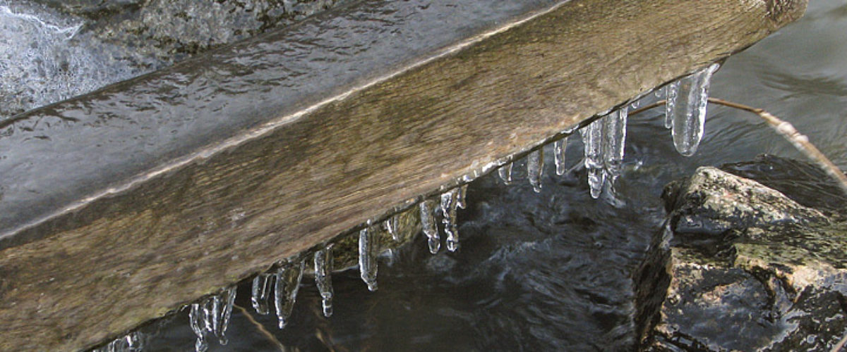 Another ice picture