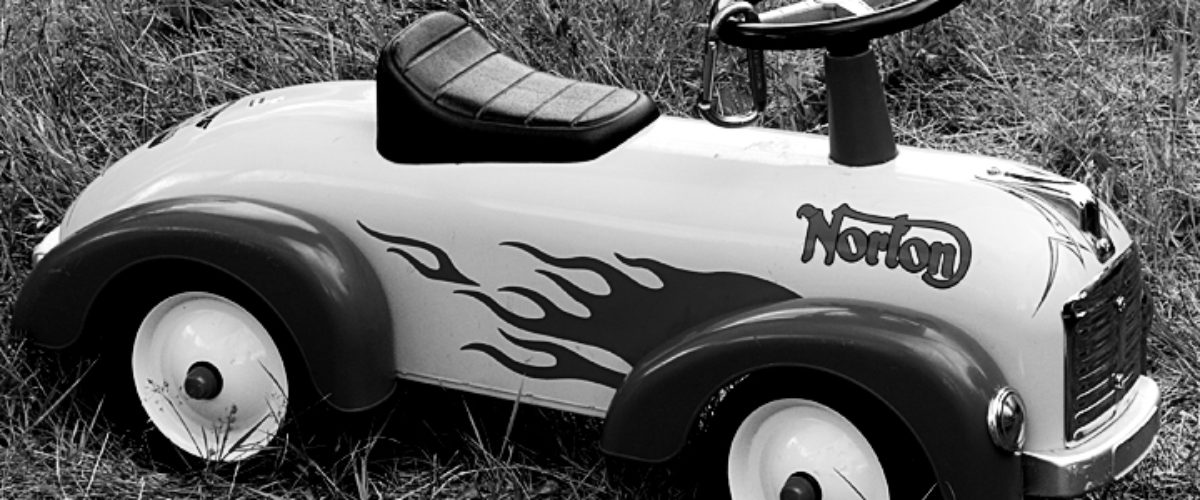 Younger enthusiasts may like this Hot Rod