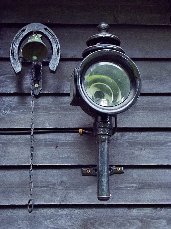Bell and Lantern