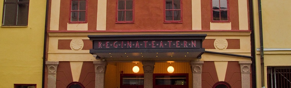 The Regina Theatre in Uppsala