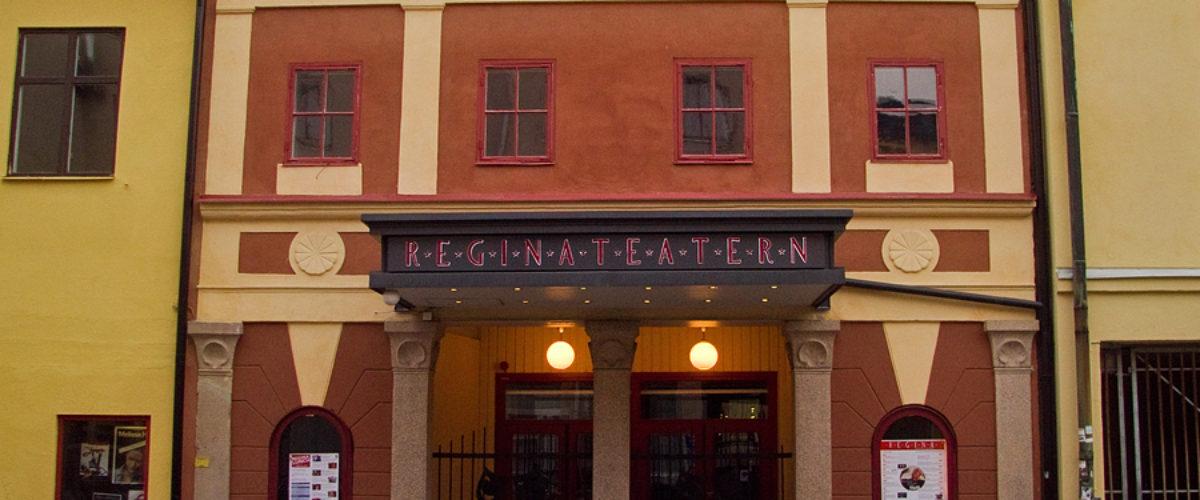 The Regina Theatre in Uppsala