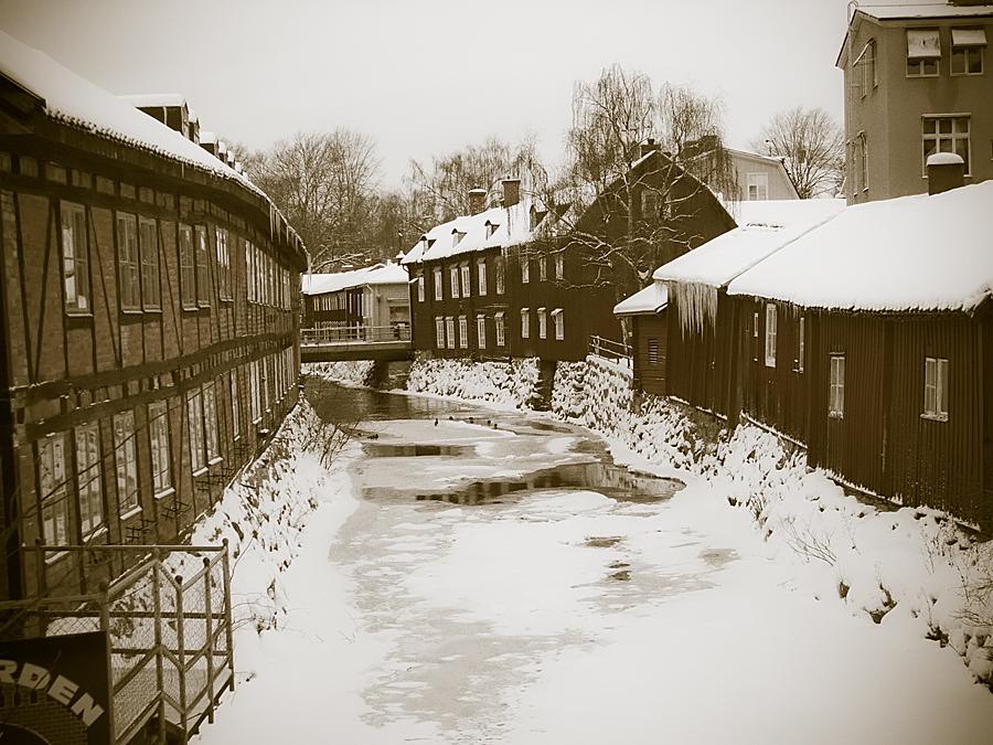 Old town Västerås
