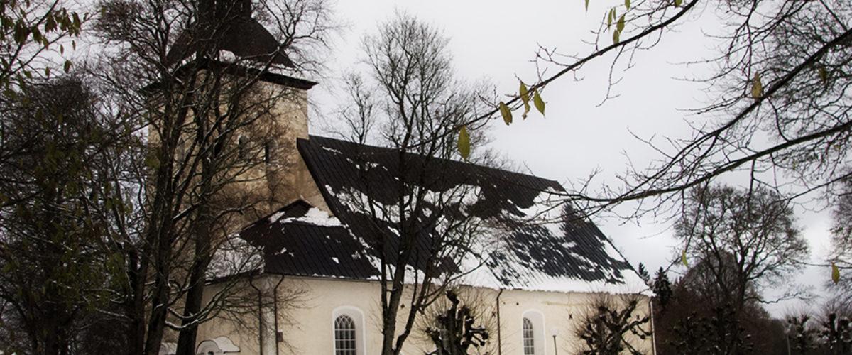 Tillinge Church, November 10th 2010