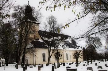 Tillinge Church