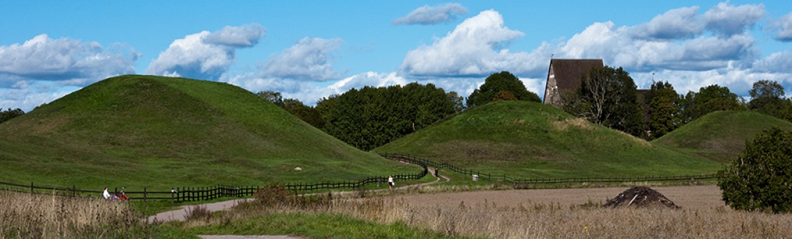 The Royal Mounds – Kungshögarna