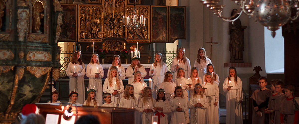 Lucia Day - December 13th