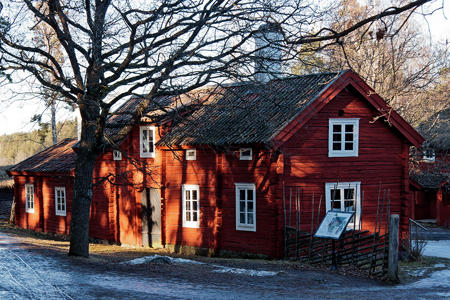Vallby open-air museum