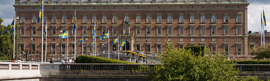 National Day of Sweden June 6th