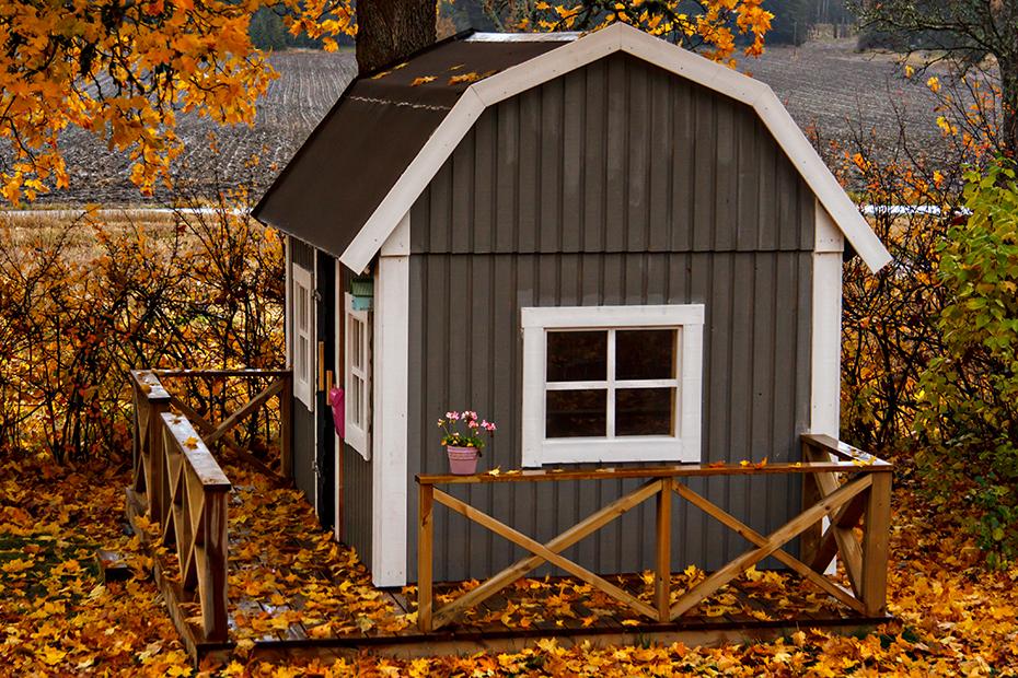Wilma's playhouse