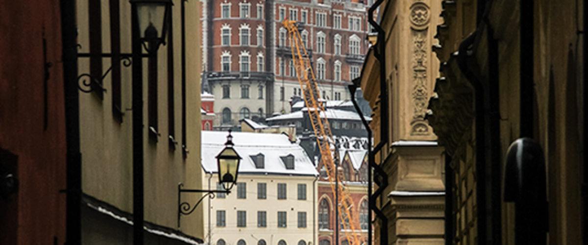Seen in Stockholm II - Levels