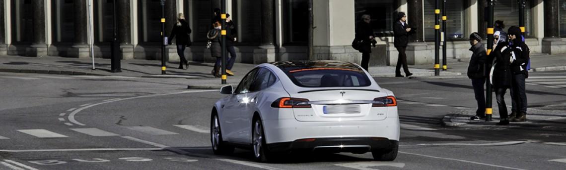 Tesla…