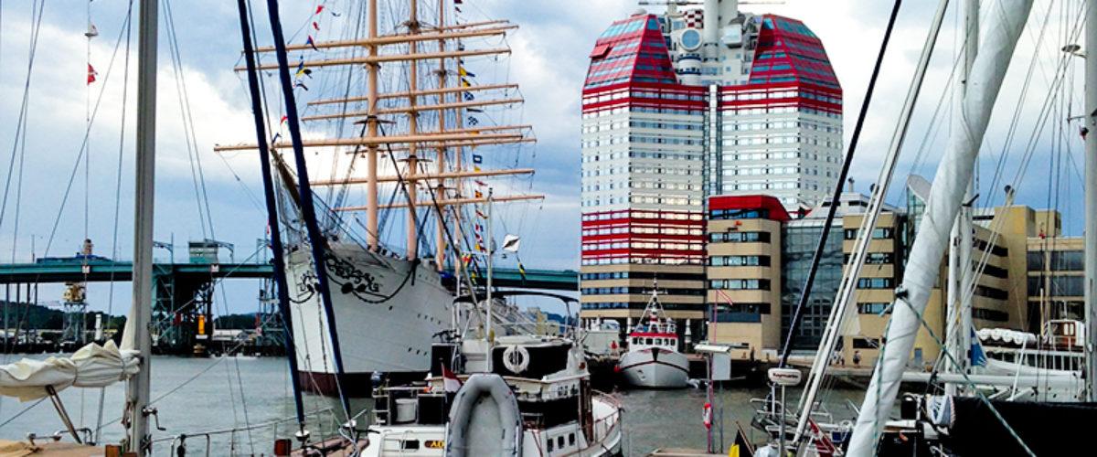Gothenburg guest harbour