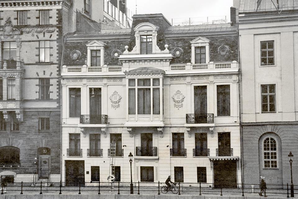 Sager Palace