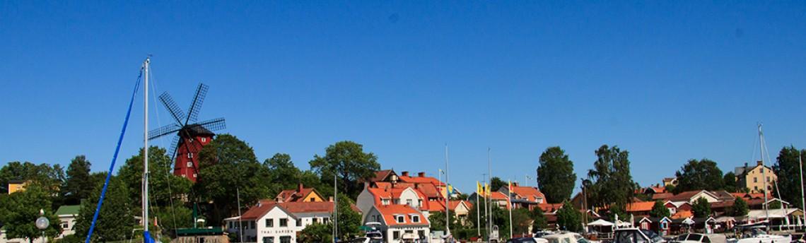 My summer town…