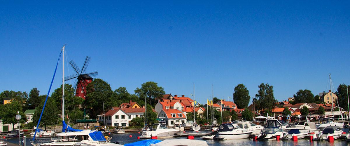 My summer town...