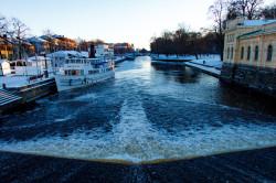 Fyris river
