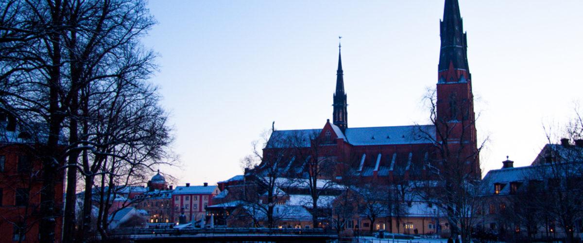 Uppsala today