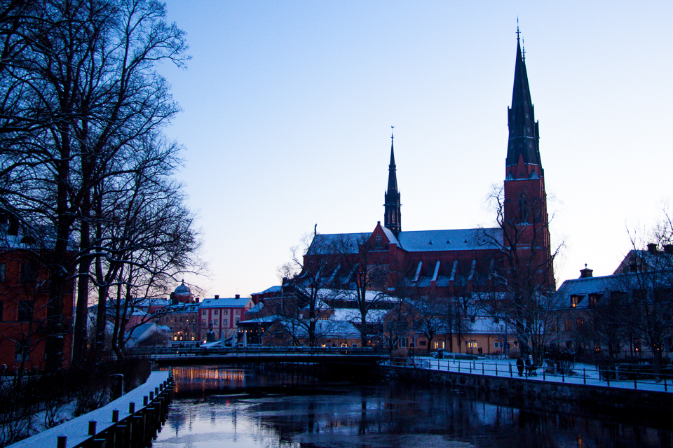 Uppsala today