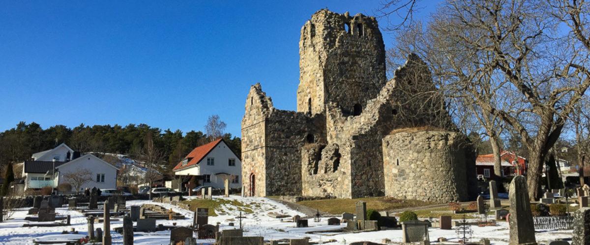St Olofs Church early 12th century
