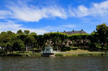Grönsö Castle