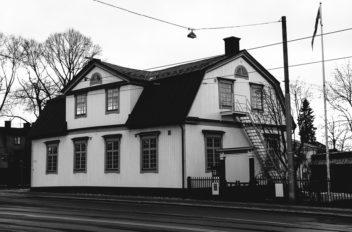 The Church of Djurgården