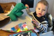 Prince Axels 1st birthday