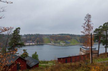 Oskar-Fredriksborg at Rindö