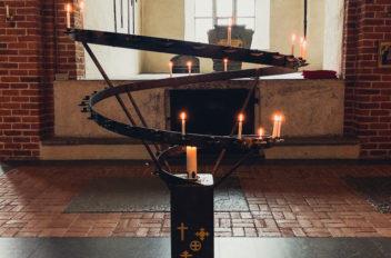 The Cathedral in Strängnäs